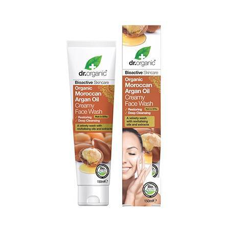 DO Argan Oil Creamy Face Wash 150ml