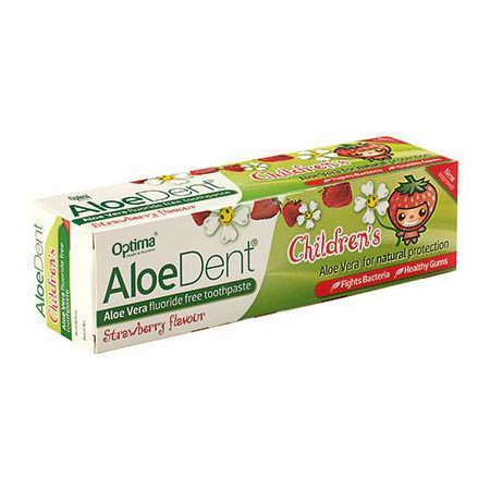 Op Aloedent Childrens Toothpaste 50ml