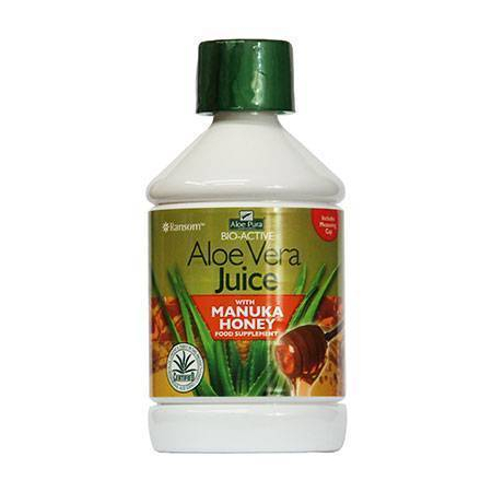 Op Aloe Vera Juice And Manuca Honey 500ml