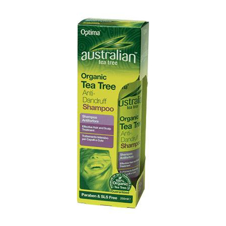 Op Tea-Tree Anti-Dandruff Shampoo 250ml