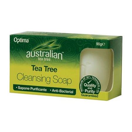 Op Tea-Tree Cleansing Soap 90gr