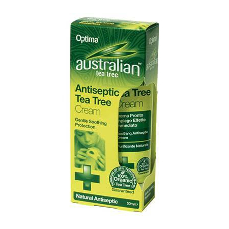 Op Tea-Tree Antisept Cream 50ml