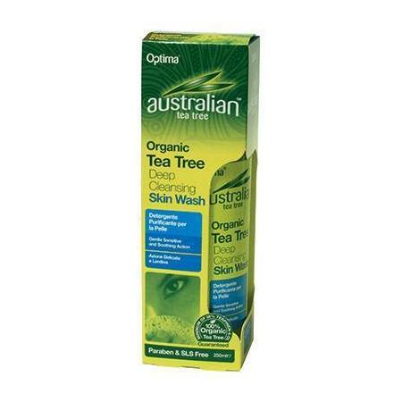 Op Tea-Tree Deep Clean. Skin Wash 250ml