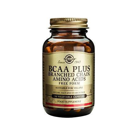BCAA veg.caps 50s