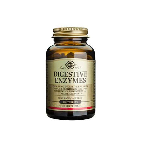 DIGESTIVE ENZYMES tabs 100s