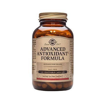 ADVANCED ANTIOX.FORMULA veg.caps 120s