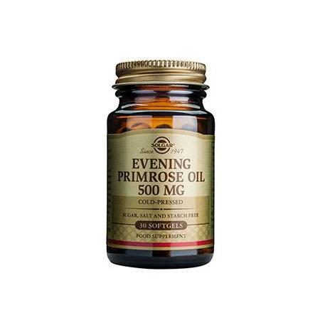 EVENING PRIMROSE OIL 500mg softgels 30s