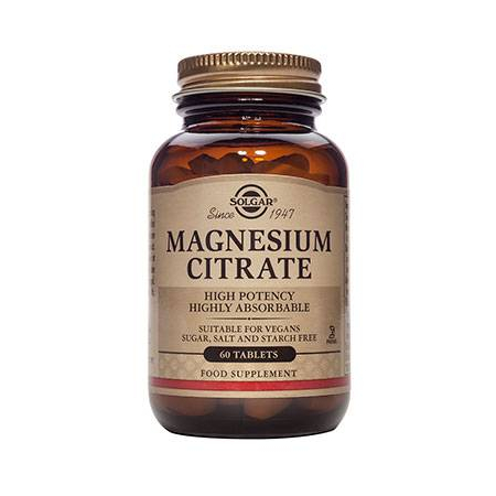 CITRATE MAGNESIUM 200mg tabs 60s