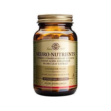 NEURO NUTRIENTS veg.caps 60s