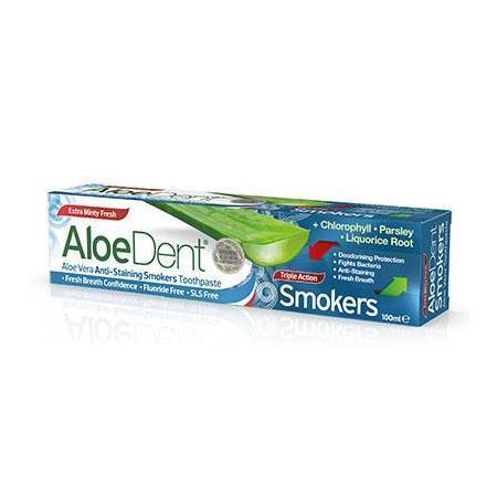 Op Aloedent Smokers Toothpaste 100ml