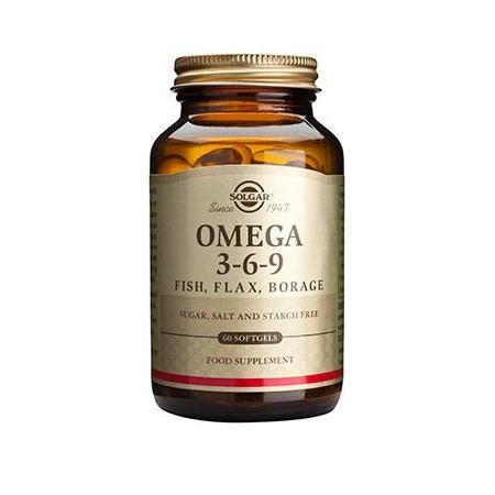 OMEGA-3-6-9 softgels  60s