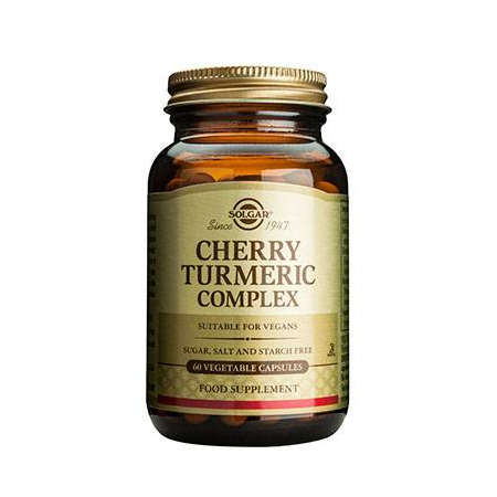 CHERRY TURMERIC COMPLEX veg.caps 60s