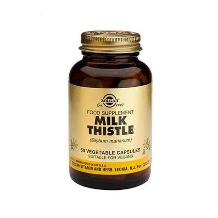 MILK THISTLE veg.caps  50s
