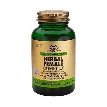 HERBAL FEMALE COMPLEX veg.caps 50s