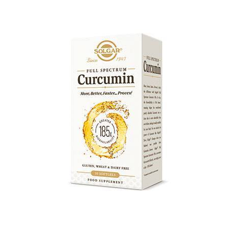 CURCUMIN FULL SPECTRUM softgels 30s