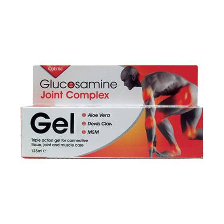 Op Glucosamine Joint Complex Gel 125ml