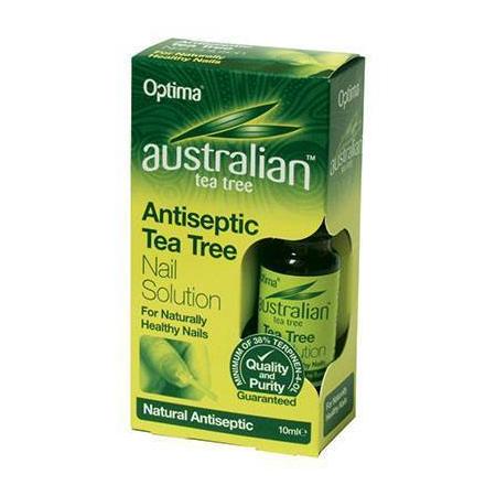 Op Tea-Tree Antiseptic Nail Sol 10ml
