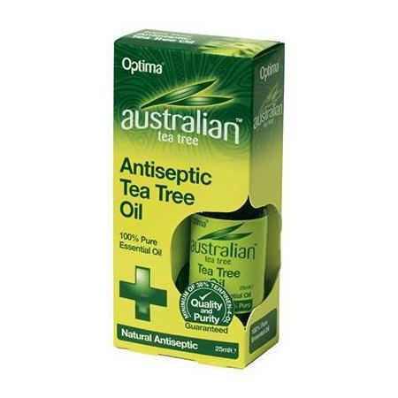 Op Tea-Tree Antisept Oil 25ml