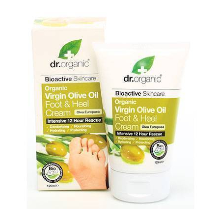 DO Olive Oil Foot & Heel Cream 125ml