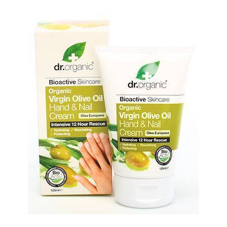 DO Olive Oil Hand & Nail Cream 125ml