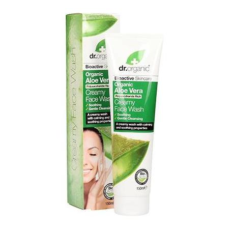 DO Aloe Vera Creamy Face Wash 150ml