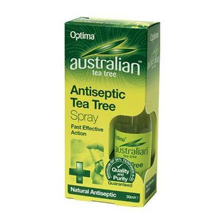 Op Tea-Tree Antisept Spray 30ml