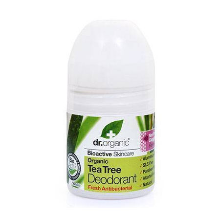 DO Tea Tree Deodorant 50ml