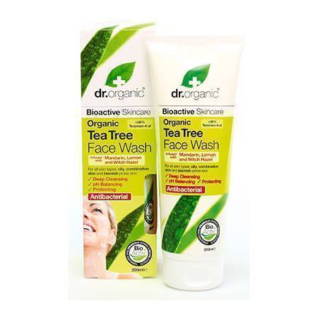 DO Tea Tree Face Wash 200ml