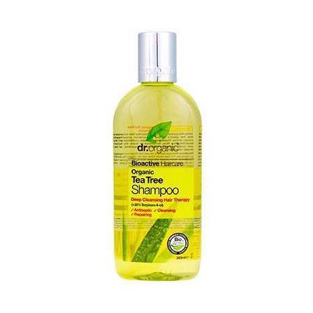 DO Tea Tree Shampoo 265ml
