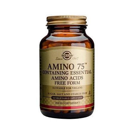 AMINO 75 veg.caps 90s