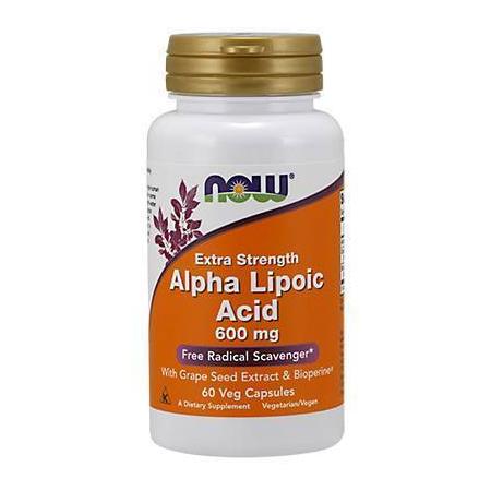 ALPHA LIPOIC ACID 600 mg - 60 Vcaps®