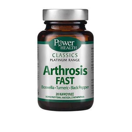 Classics ARTHROSIS FAST 20s CAPS