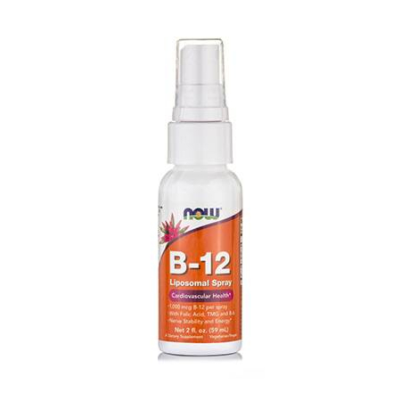 B-12 LIPOSOMAL SPRAY - 2 oz. (59,2 ml)