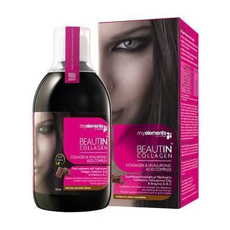 My Elements Beautin Collagen Σοκολάτα 500ml