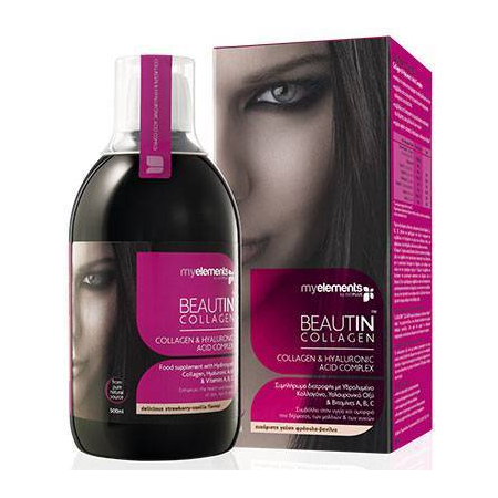 Me Beautin Collagen (Strawb/Vanil)500ml