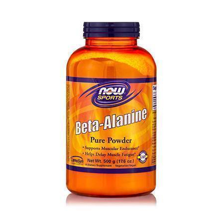 BETA-ALANINE Powder (100% Pure) - Vegetarian 500 gr