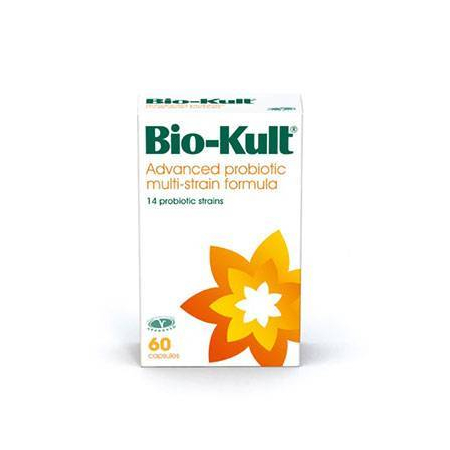 Bio-Kult 60 caps (Προβιοτική πολυδύναμη φόρμουλα για τη διατήρηση της υγείας του πεπτικού και ανοσοποιητικού)