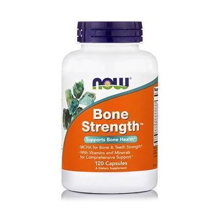 BONE STRENGTH™ (w/ Hydroxyapatite Calcium!! - MCHA Formula) - 120 Caps