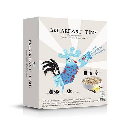 BREAKFAST TIME 5x25gr