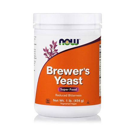 BREWER'S YEAST POWDER (Debittered) - 1 lb (454 gr)