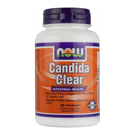 CANDIDA CLEAR™ - 90 Vcaps®
