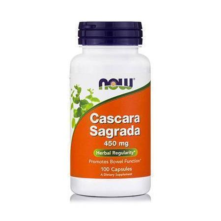CASCARA SAGRADA 450 mg - 100 Caps