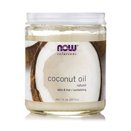 COCONUT OIL, Food-Grade - 7 oz (207 ml)
