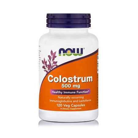 COLOSTRUM 500 mg - 120 Vcaps®