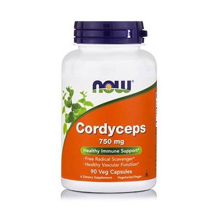 CORDYCEPS 750mg 90 Vcaps