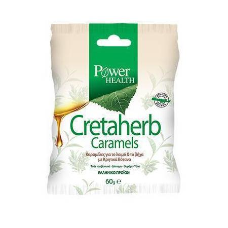 CRETAHERB CARAMELS 60g