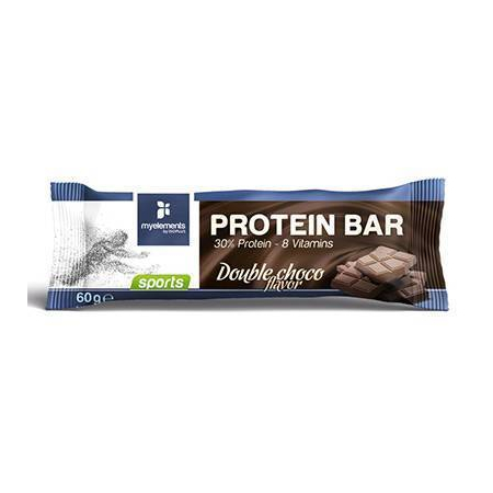 Sp Protein Bar Double Choco 60gr