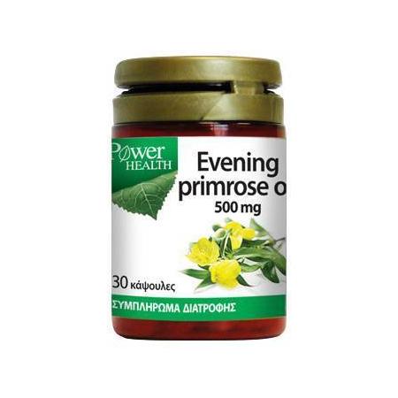 Evening Primrose Oil 500mg 30's