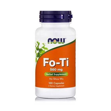 FO-TI 560 mg - 100 Caps