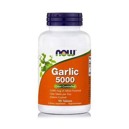 GARLIC 5000 - 90 Tablets